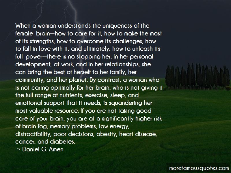 Daniel G. Amen Quotes