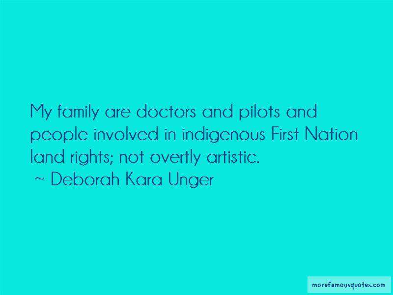 Deborah Kara Unger Quotes Pictures 3