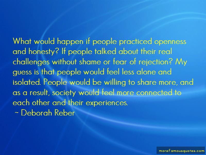 Deborah Reber Quotes Pictures 2