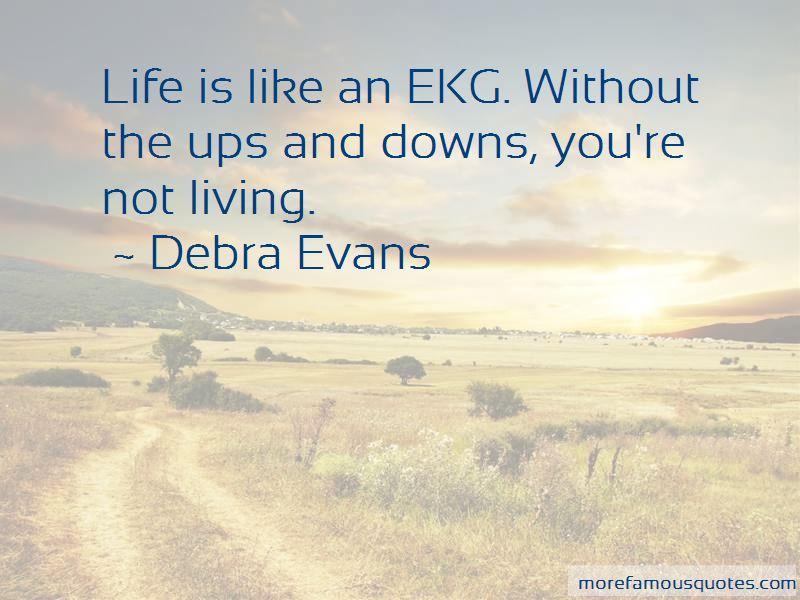 Debra Evans Quotes Pictures 2