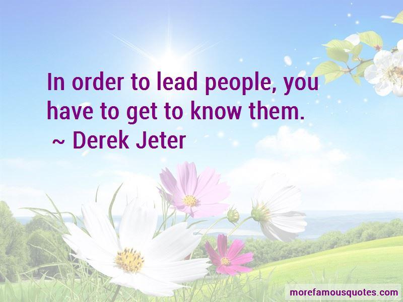 Derek Jeter Quotes Pictures 2