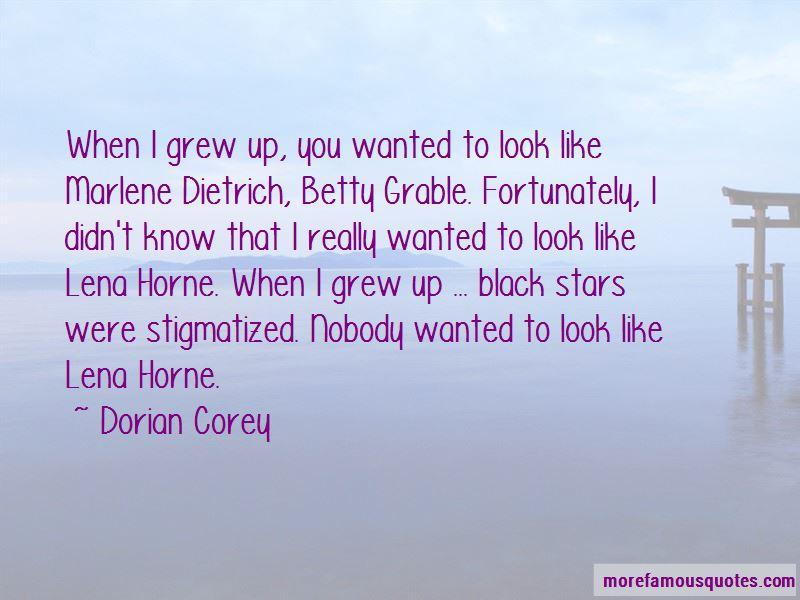 Dorian Corey Quotes Pictures 2