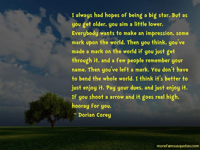 Dorian Corey Quotes Pictures 3