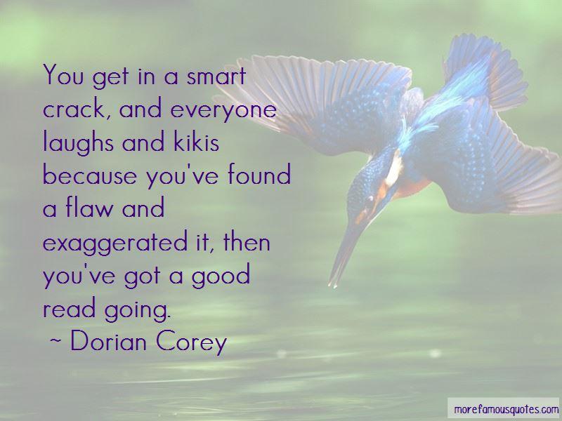 Dorian Corey Quotes Pictures 4