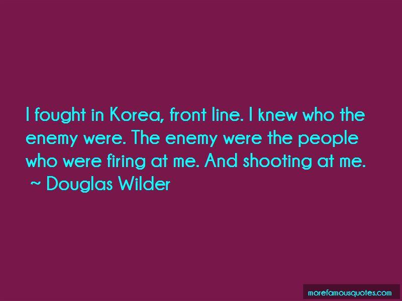 Douglas Wilder Quotes Pictures 2