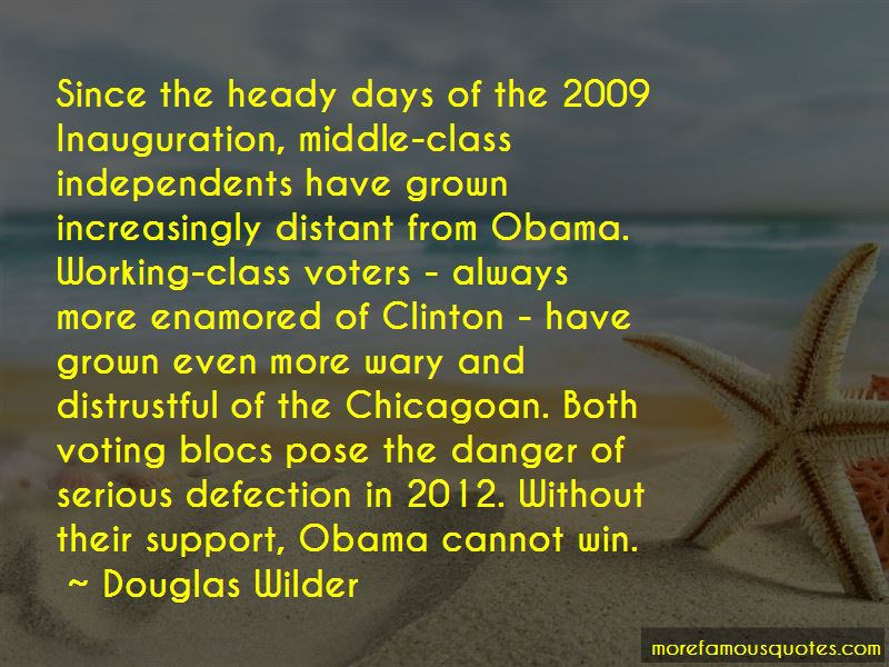Douglas Wilder Quotes Pictures 4