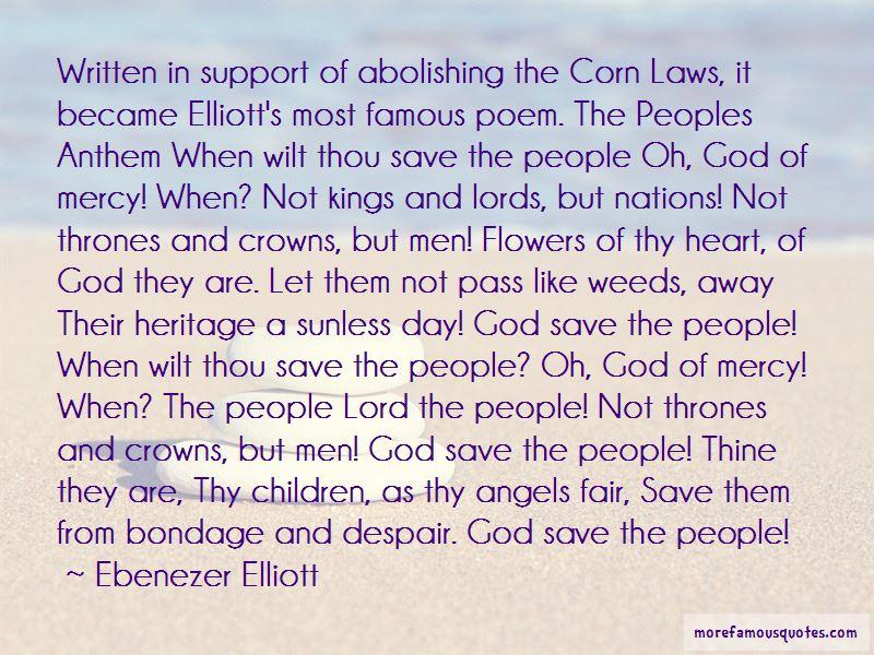 Ebenezer Elliott Quotes Pictures 2
