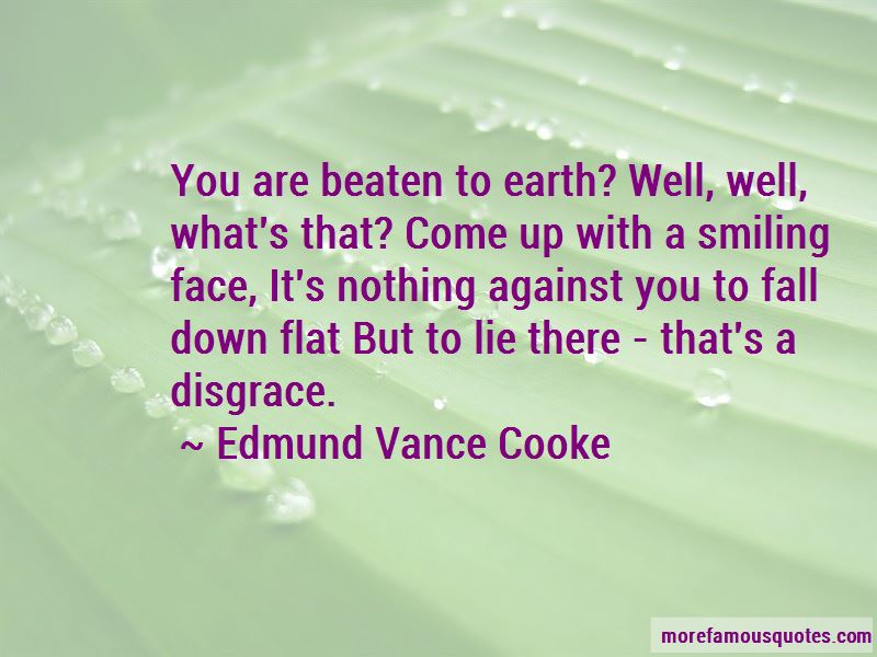 Edmund Vance Cooke Quotes Pictures 4