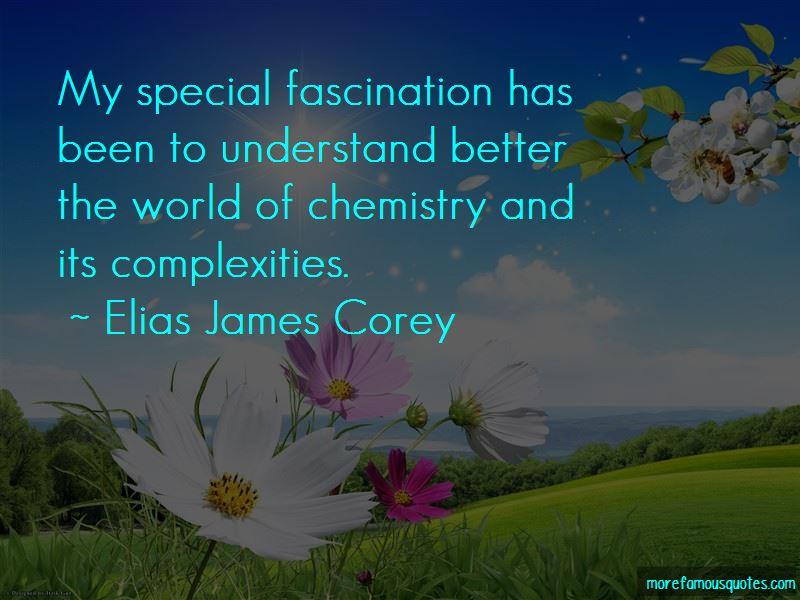Elias James Corey Quotes Pictures 2