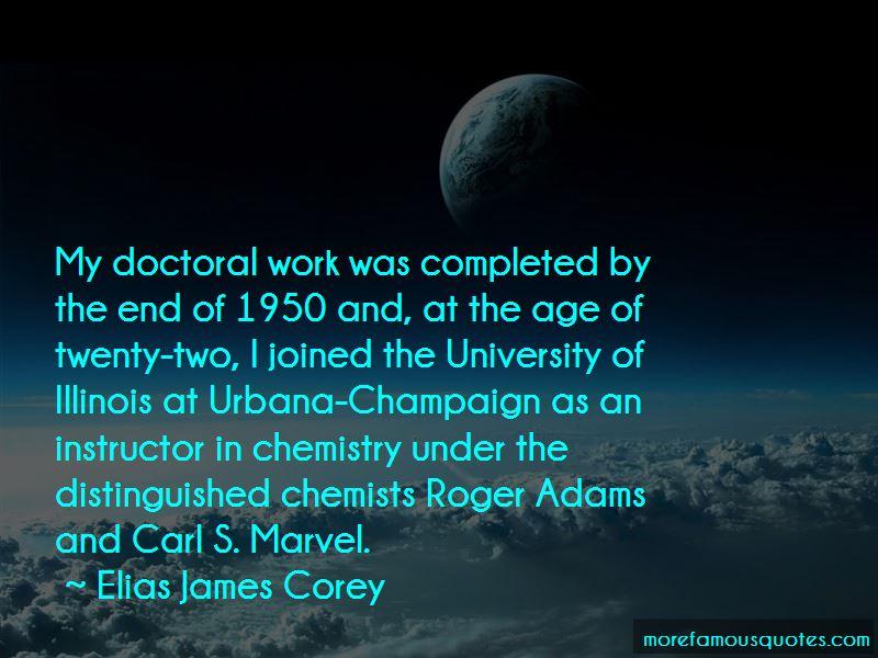 Elias James Corey Quotes Pictures 4
