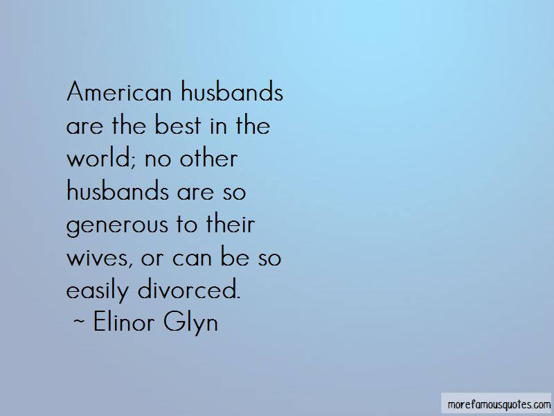 Elinor Glyn Quotes Pictures 2