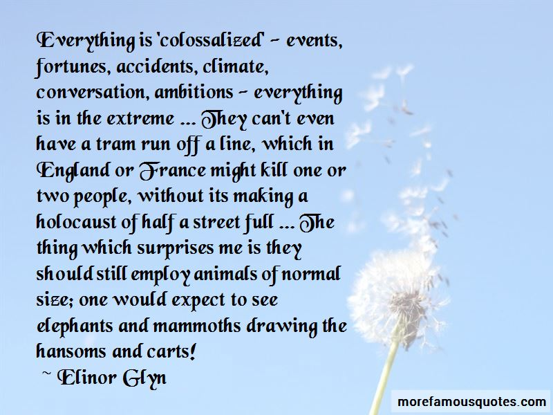 Elinor Glyn Quotes Pictures 3