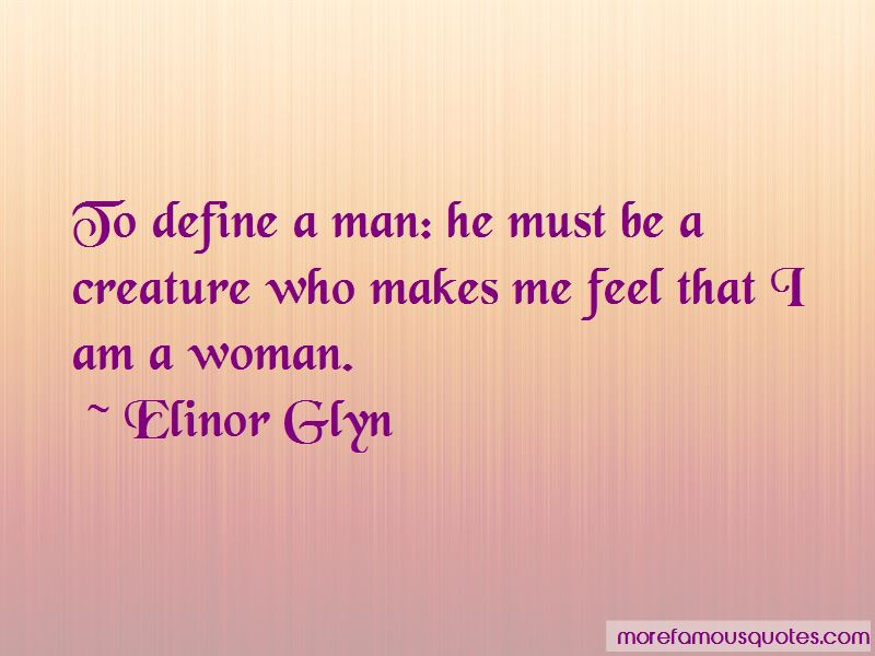 Elinor Glyn Quotes Pictures 4