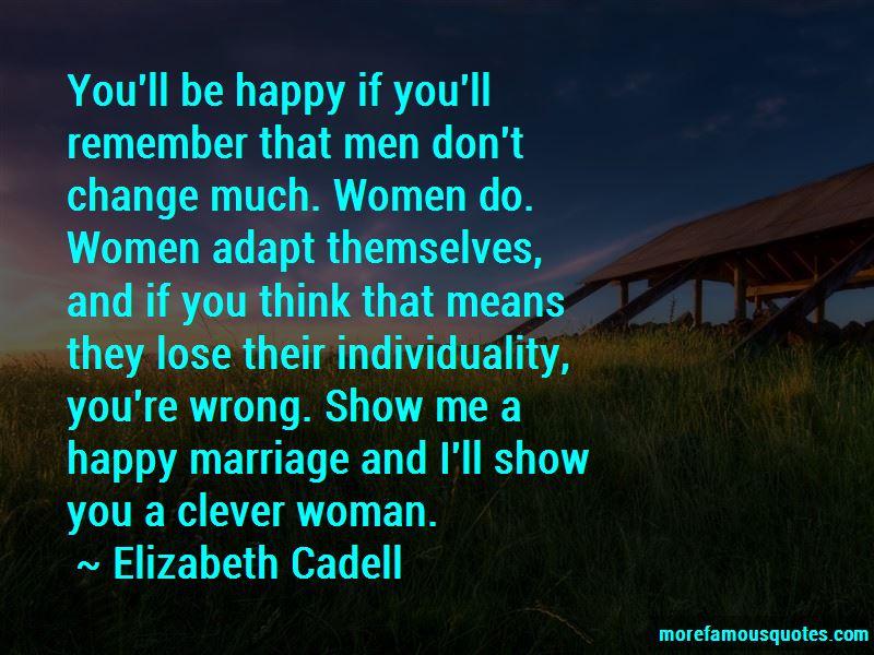 Elizabeth Cadell Quotes Pictures 2