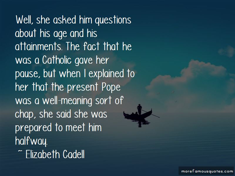 Elizabeth Cadell Quotes Pictures 4