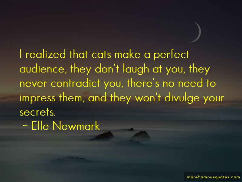Elle Newmark Quotes Pictures 2