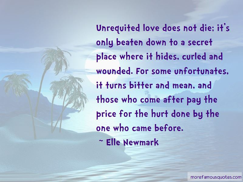 Elle Newmark Quotes