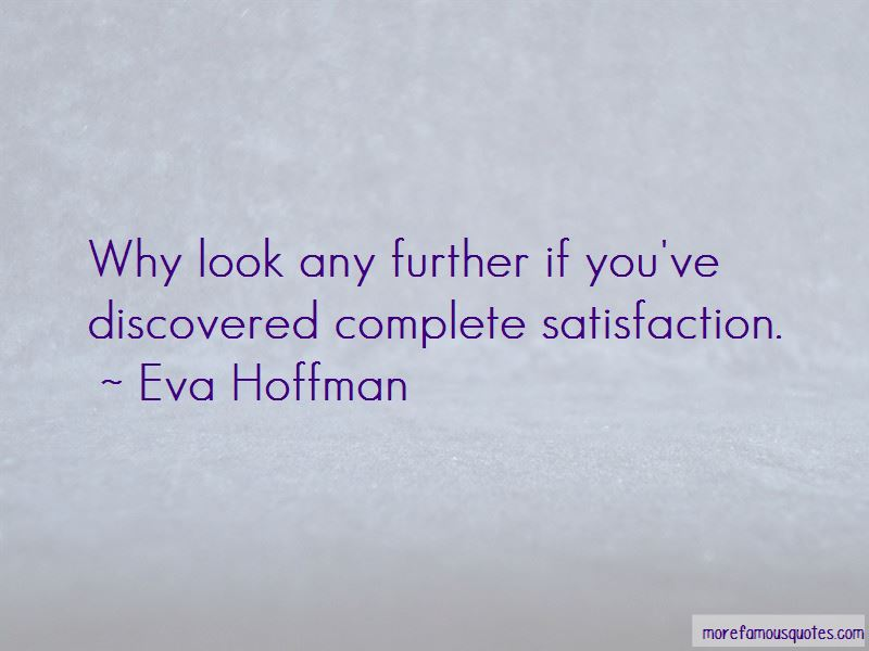 Eva Hoffman Quotes Pictures 2