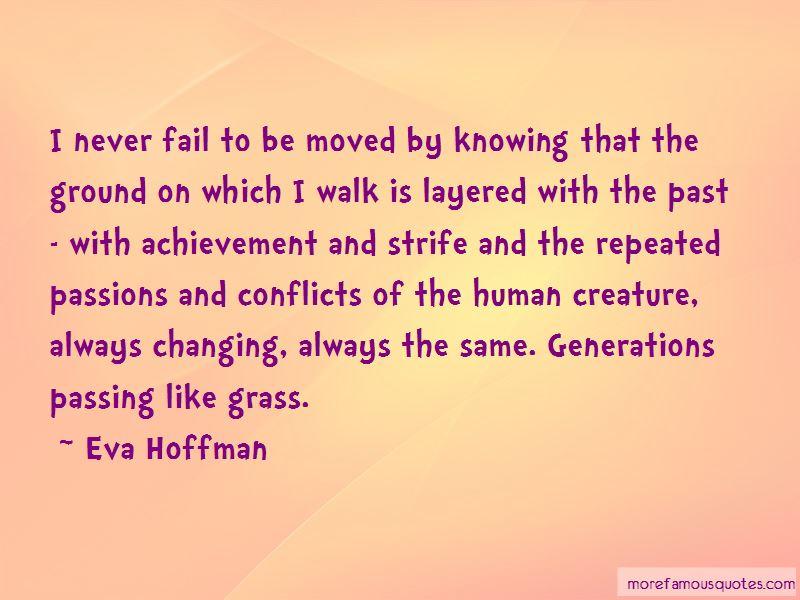 Eva Hoffman Quotes