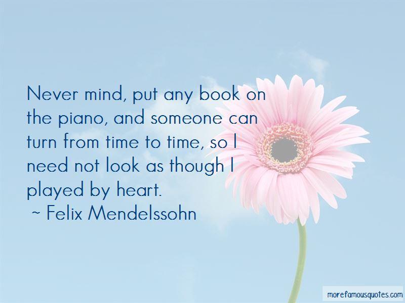 Felix Mendelssohn Quotes Pictures 4