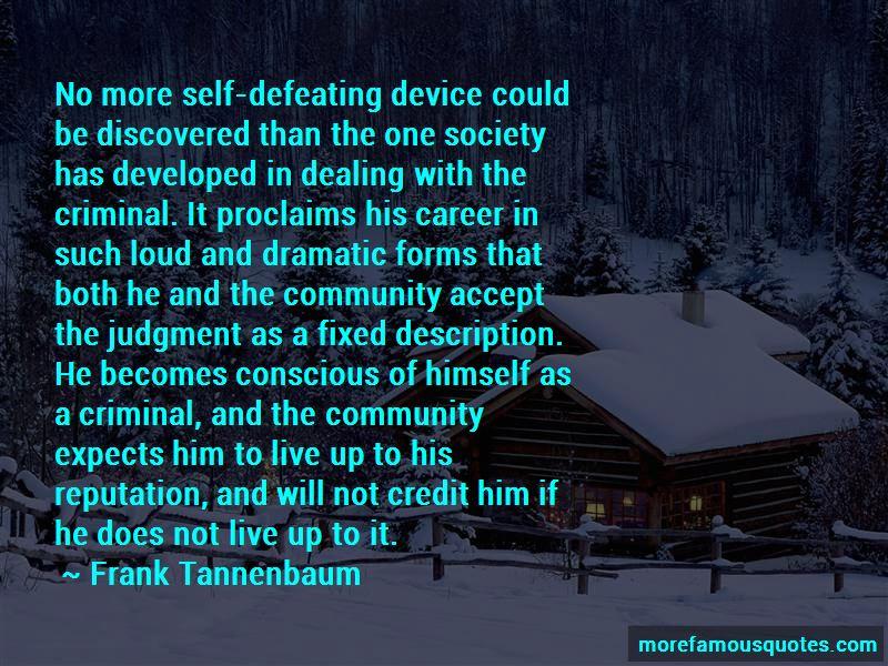 Frank Tannenbaum Quotes