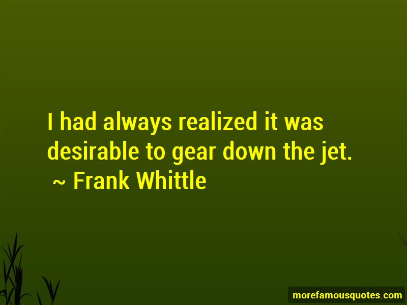 Frank Whittle Quotes Pictures 4