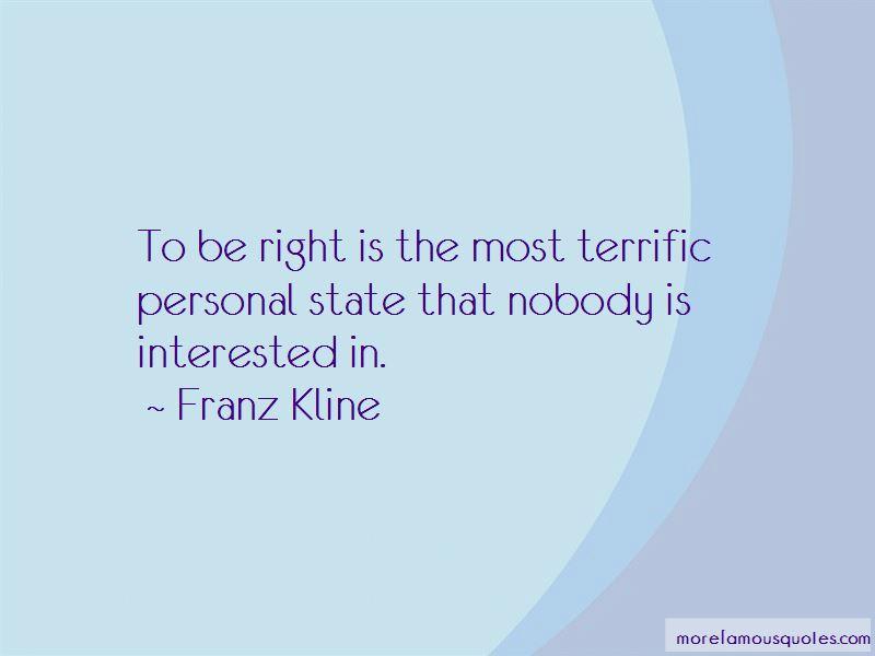 Franz Kline Quotes Pictures 4