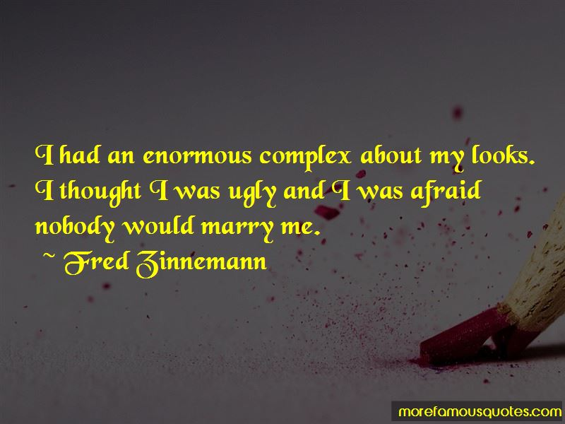 Fred Zinnemann Quotes Pictures 2