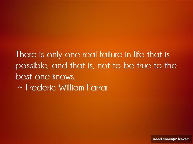 Frederic William Farrar Quotes Pictures 2