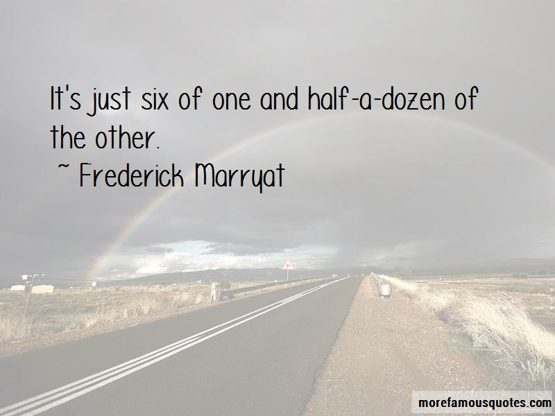 Frederick Marryat Quotes Pictures 4