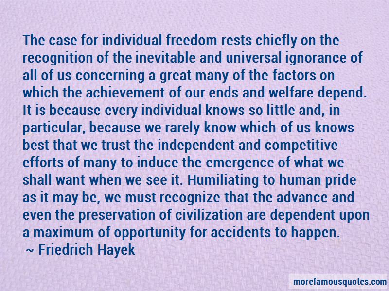 Friedrich Hayek Quotes Pictures 2
