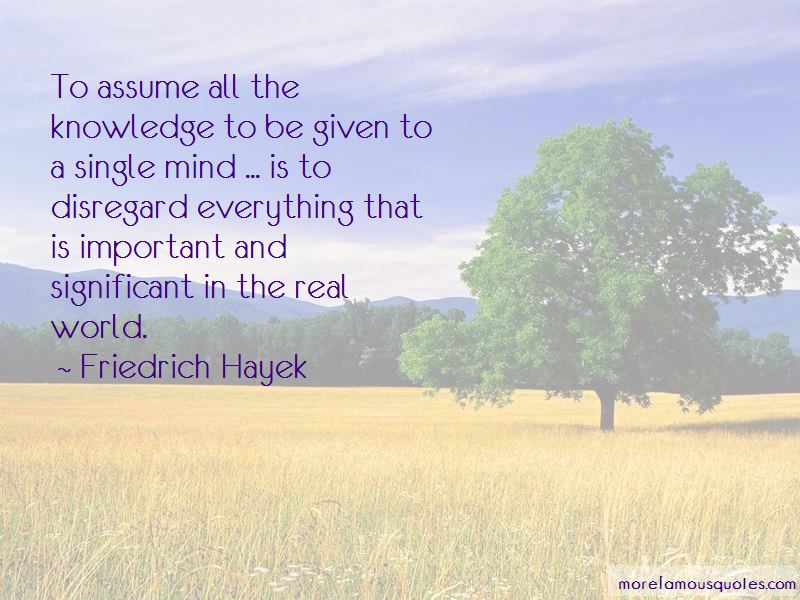 Friedrich Hayek Quotes Pictures 4