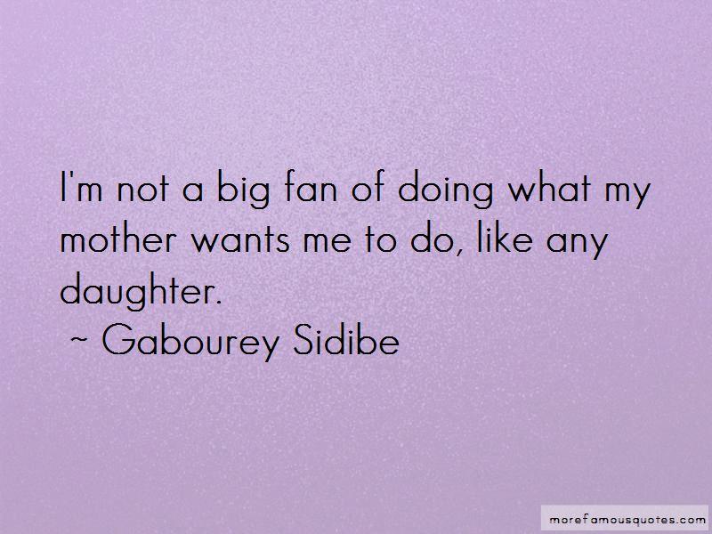 Gabourey Sidibe Quotes Pictures 3
