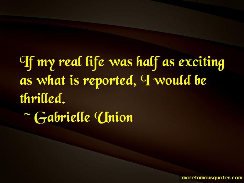 Gabrielle Union Quotes Pictures 4
