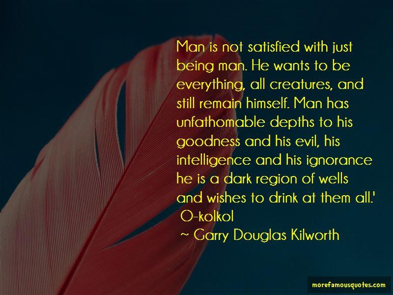Garry Douglas Kilworth Quotes Pictures 3