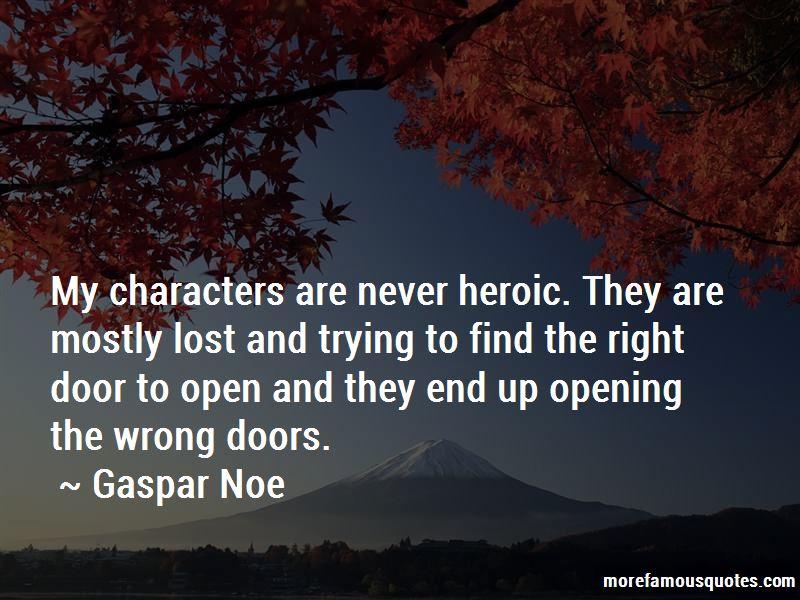 Gaspar Noe Quotes Pictures 4