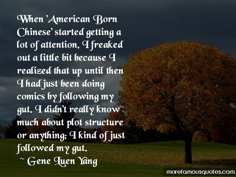 Gene Luen Yang Quotes Pictures 4