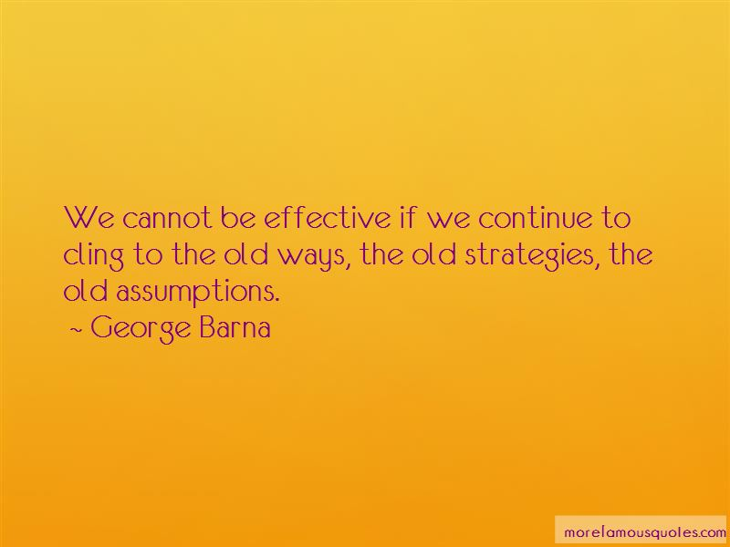 George Barna Quotes Pictures 2