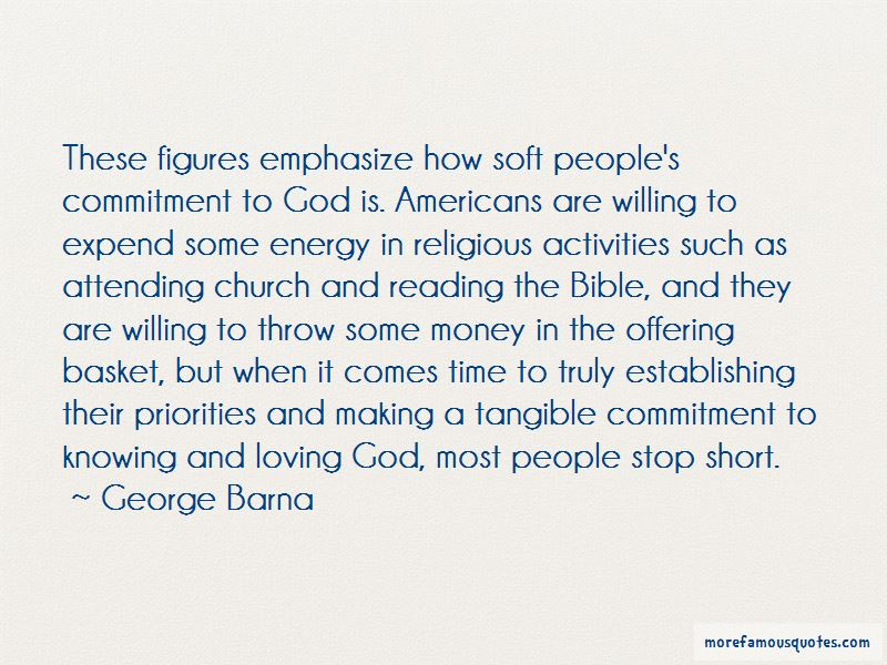 George Barna Quotes