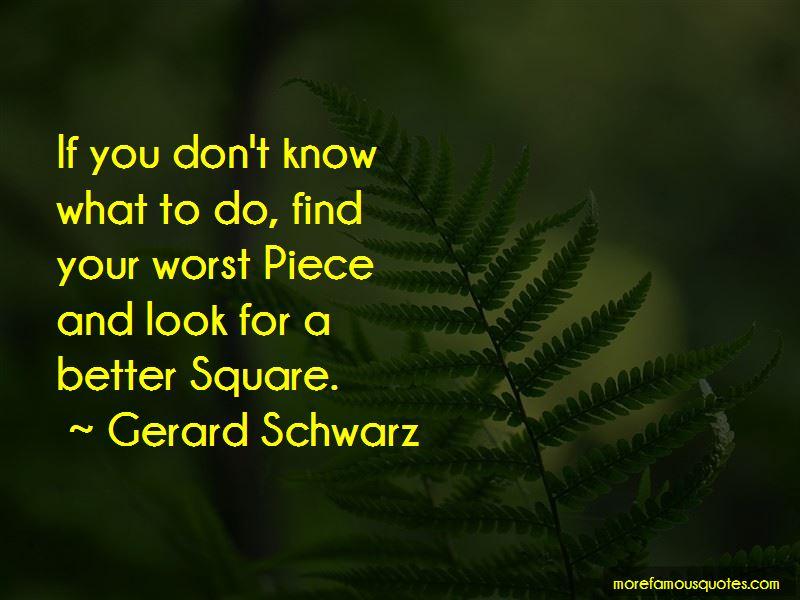 Gerard Schwarz Quotes