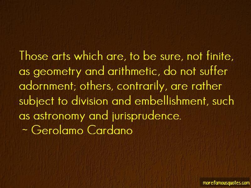 Gerolamo Cardano Quotes Pictures 2