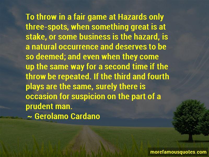 Gerolamo Cardano Quotes Pictures 3