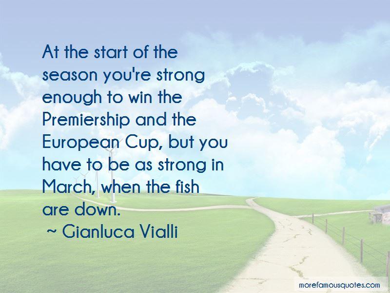 Gianluca Vialli Quotes