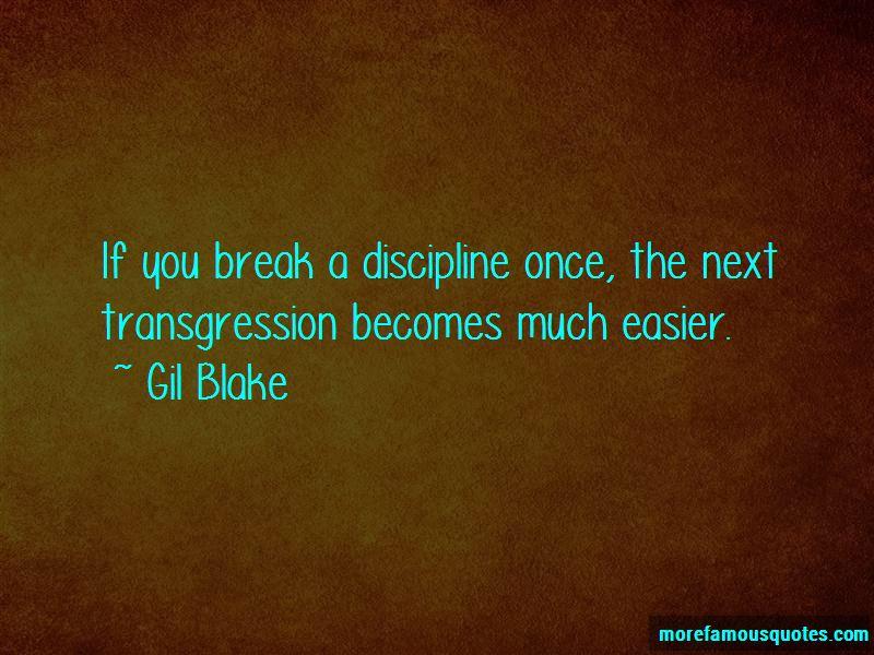 Gil Blake Quotes