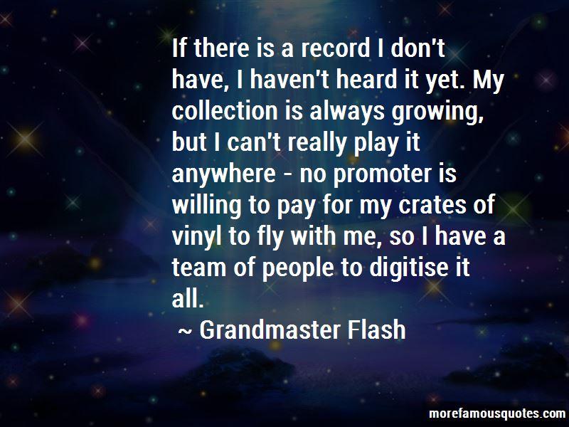 Grandmaster Flash Quotes Pictures 3