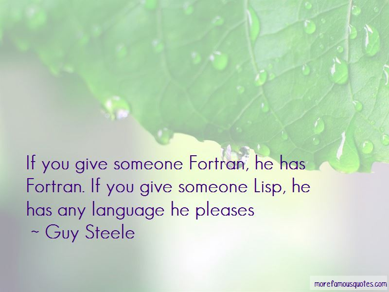 Guy Steele Quotes Pictures 2