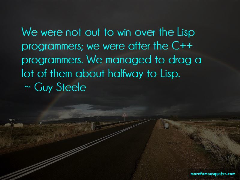 Guy Steele Quotes Pictures 3