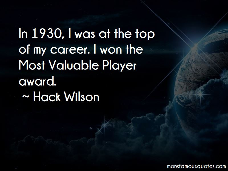 Hack Wilson Quotes Pictures 2