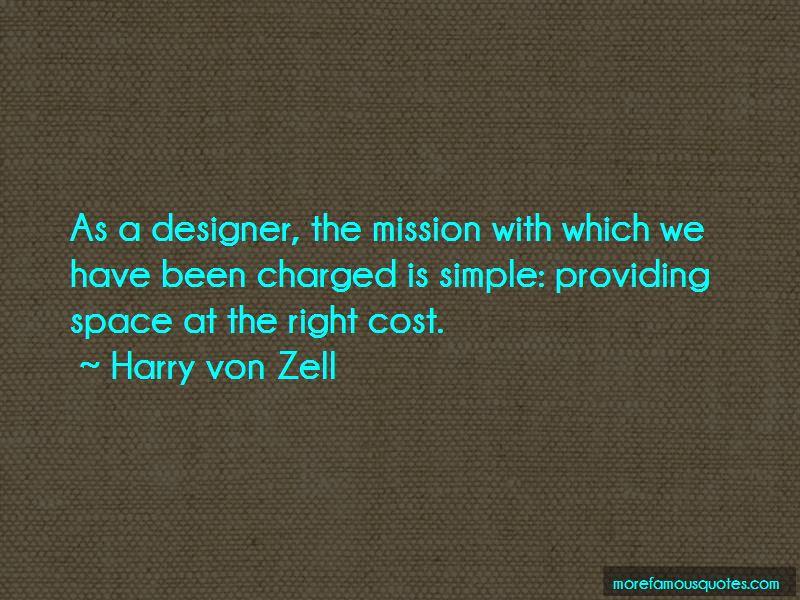 Harry Von Zell Quotes Pictures 2