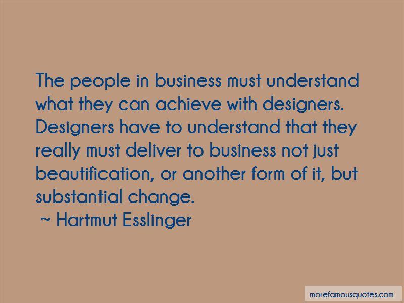 Hartmut Esslinger Quotes Pictures 2